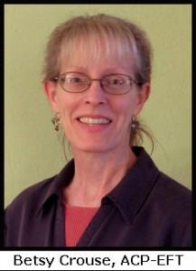 Betsy Crouse, ACP-EFT